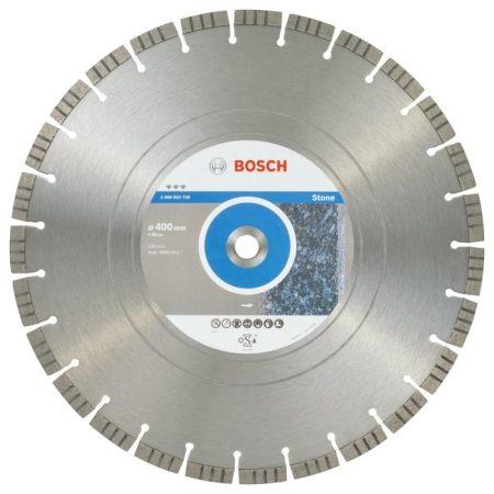 Disc diamantat piatra/beton 400x20 Bosch