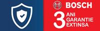 Bosch – 3 ani garantie