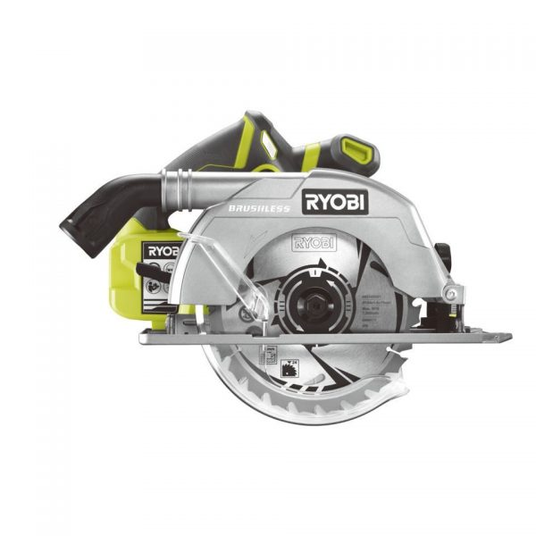 Fierastrau circular Ryobi 18V R18CS7-0