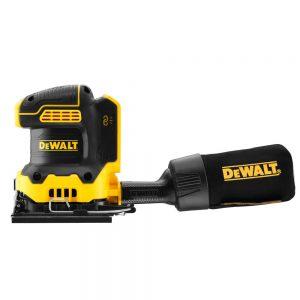 Șlefuitor cu vibrații DeWalt DCW200P2