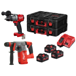Set 2 scule Milwaukee M18 FPP2M2-553P