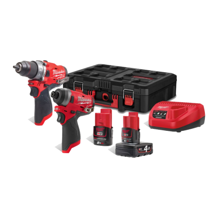 Set 2 scule Milwaukee M12 FPP2A-422P