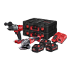 Set 2 scule Milwaukee M18 FPP2D2-553P