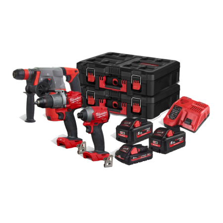 Set 3 scule Milwaukee M18 FPP3P2-533P
