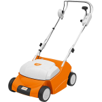 Scarificator electric de gazon Stihl RLE 540
