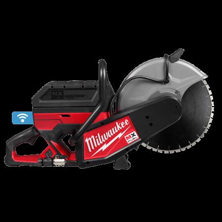 Taietor de asfalt/beton cu acumulator MX Fuel Milwaukee MXF COS350-601