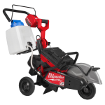 Taietor de asfalt/beton cu acumulator MX Fuel Milwaukee MXF COS350-601-COSC