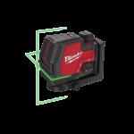 Nivela laser cu 2 linii Milwaukee L4 CLL-301C